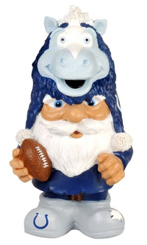 Indianapolis Colts Mad Hatter Garden Gnome