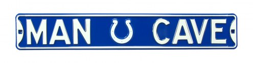 Indianapolis Colts Man Cave Street Sign