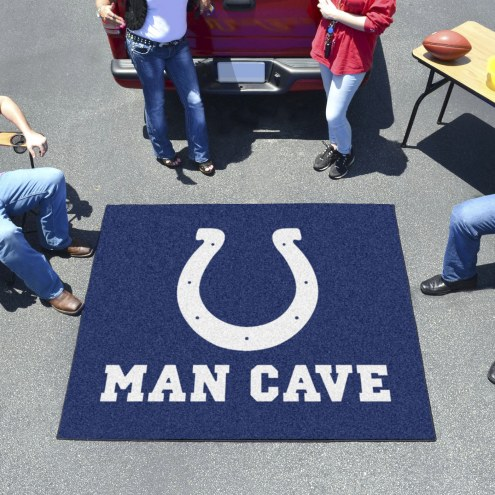 Indianapolis Colts Man Cave Tailgate Mat