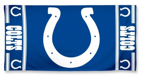 Indianapolis Colts McArthur NFL Beach Towel