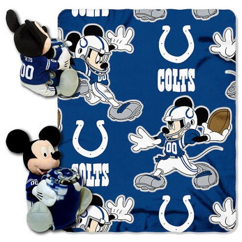 Indianapolis Colts Mickey Mouse Hugger