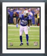 Indianapolis Colts Mike Adams Action Framed Photo