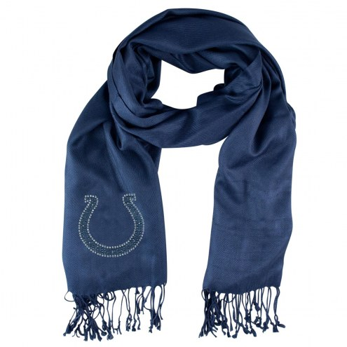 Indianapolis Colts Navy Pashi Fan Scarf