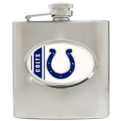 Indianapolis Colts NFL 6 Oz. Stainless Steel Hip Flask