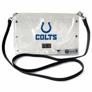 Indianapolis Colts Clear Envelope Purse