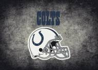 Indianapolis Colts NFL Team Distressed Area Rug