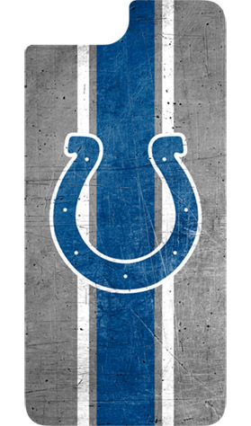 Indianapolis Colts OtterBox iPhone 8 Plus/7 Plus/6s Plus/6 Plus Alpha Glass Screen Protector