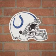 Indianapolis Colts Outdoor Helmet Graphic