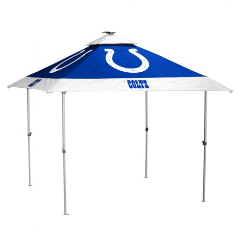 Indianapolis Colts Pagoda Tent with Lights