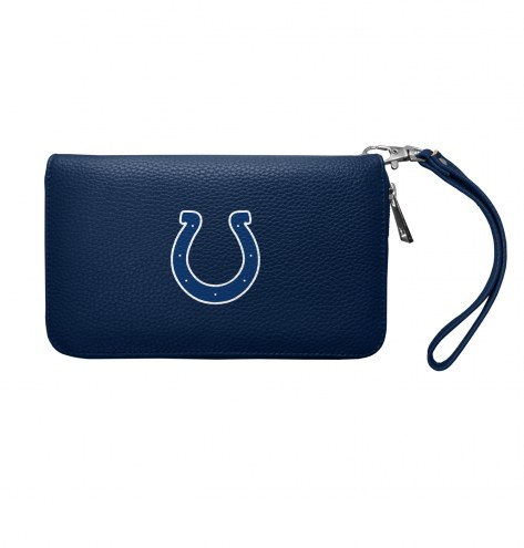Indianapolis Colts Pebble Organizer Wallet