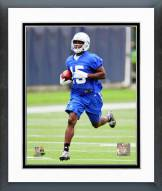 Indianapolis Colts Phillip Dorsett Mini Camp Action Framed Photo