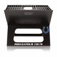 Indianapolis Colts Portable Charcoal X-Grill