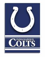 Indianapolis Colts NFL Premium 2-Sided House Flag