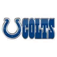 Indianapolis Colts Color Car Emblem
