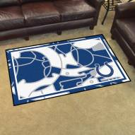 Indianapolis Colts Quicksnap 4' x 6' Area Rug