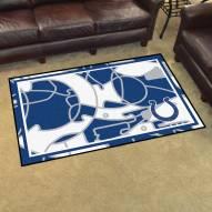 Indianapolis Colts Quicksnap 4' x 6' Area Rug