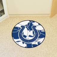 Indianapolis Colts Quicksnap Rounded Mat