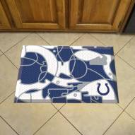 Indianapolis Colts Quicksnap Scraper Door Mat