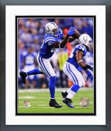 Indianapolis Colts Reggie Wayne Action Framed Photo