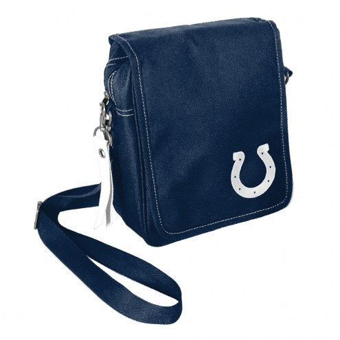 Indianapolis Colts Ribbon Satchel