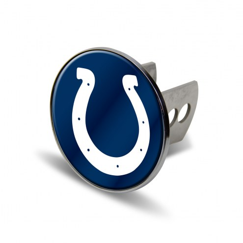 Indianapolis Colts Laser Hitch Cover