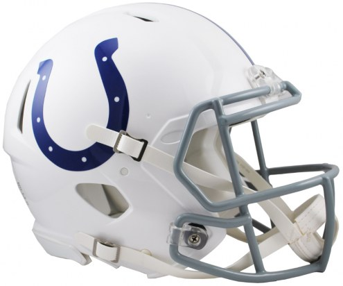 Indianapolis Colts Riddell Speed Full Size Authentic Football Helmet
