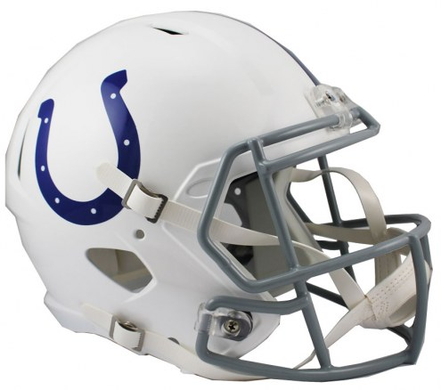 Indianapolis Colts Riddell Speed Collectible Football Helmet