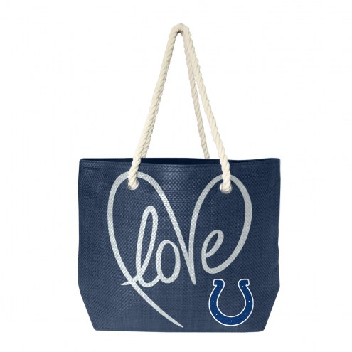 Indianapolis Colts Rope Tote
