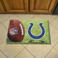 Indianapolis Colts Scraper Door Mat