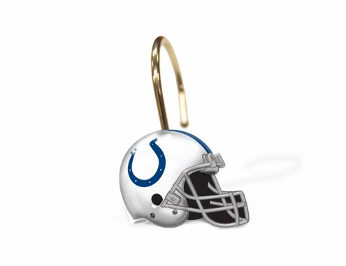 Indianapolis Colts Shower Curtain Rings