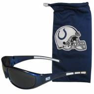 Indianapolis Colts Sunglasses and Bag Set