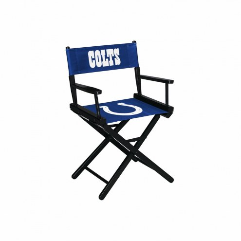 Indianapolis Colts Table Height Director's Chair