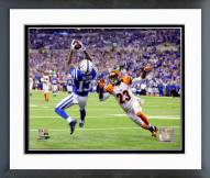 Indianapolis Colts T.Y. Hilton Playoff Action Framed Photo