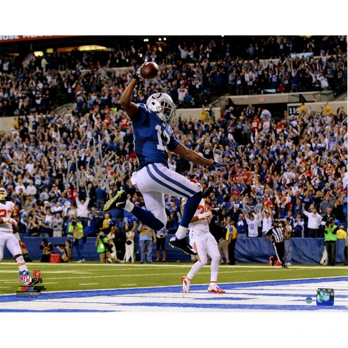 "Indianapolis Colts T.Y. Hilton Touchdown Signed 16"" x 20"" Photo"
