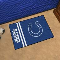 Indianapolis Colts Uniform Inspired Starter Rug