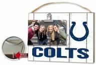 Indianapolis Colts Weathered Logo Photo Frame