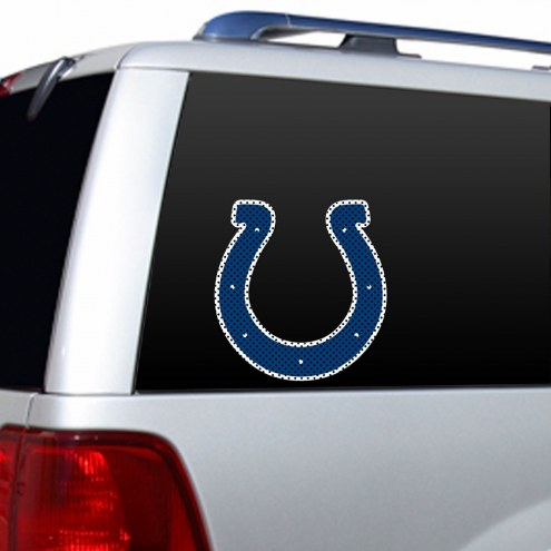 Indianapolis Colts Window Film