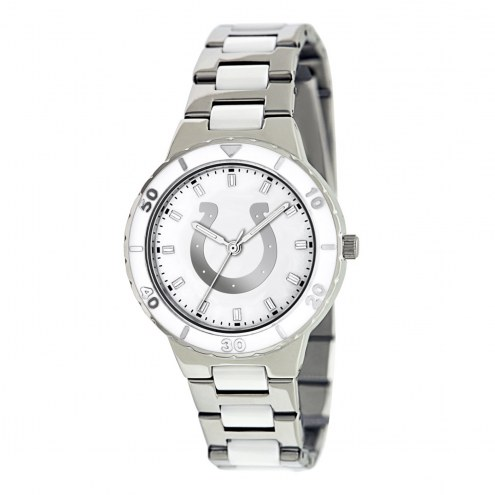 Indianapolis Colts Womens Pearl Watch