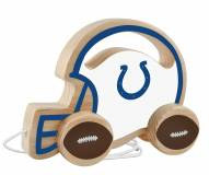 Indianapolis Colts Wood Push & Pull Toy
