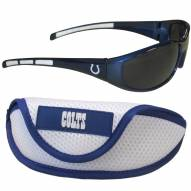 Indianapolis Colts Wrap Sunglasses and Case Set