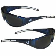 Indianapolis Colts Wrap Sunglasses
