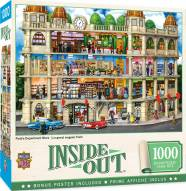 Inside Out Fields Department Store 1000 Piece Puzzle