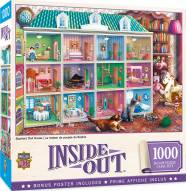 Inside Out Sophia's Dollhouse 1000 Piece Puzzle