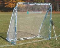 Interactive Rebounding Lacrosse Goal
