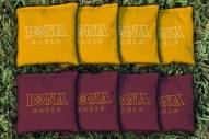 Iona Gaels Cornhole Bag Set