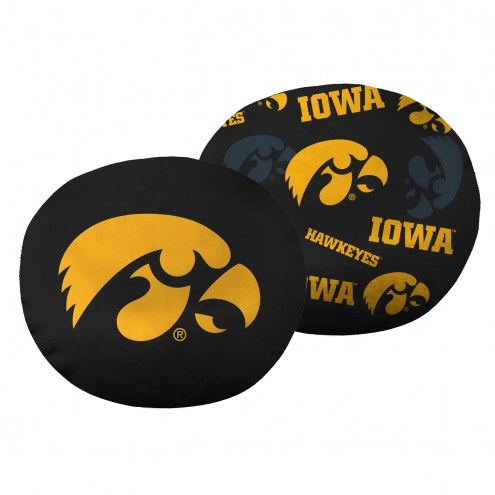 "Iowa Hawkeyes 11"" Cloud Pillow"