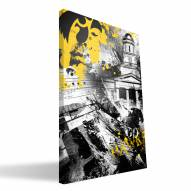 "Iowa Hawkeyes 16"" x 24"" Spirit Canvas Print"