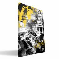 "Iowa Hawkeyes 16"" x 24"" Spirit Canvas Print"