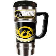 Iowa Hawkeyes 20 oz. Champ Travel Mug