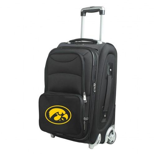 """Iowa Hawkeyes 21"""" Carry-On Luggage"""